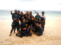 Reef Rangers - Working to protect Taveuni's beautiful reefs